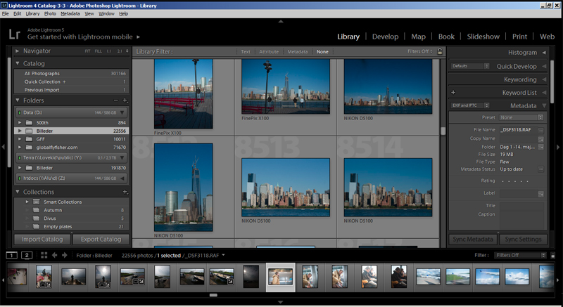 My Lightroom Workflow | 1/500th of a Photographer's Life